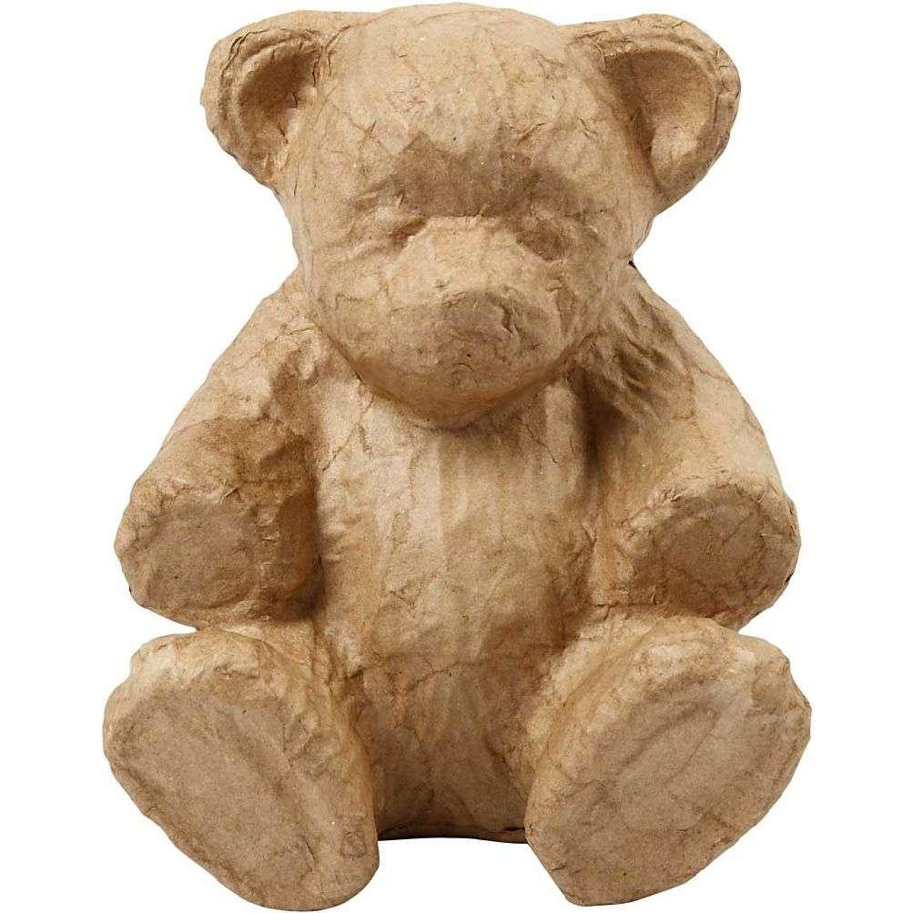 Papp bjørn - 18 Cm