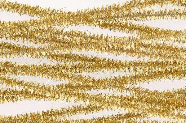Piperensere 24 stk - Gull
