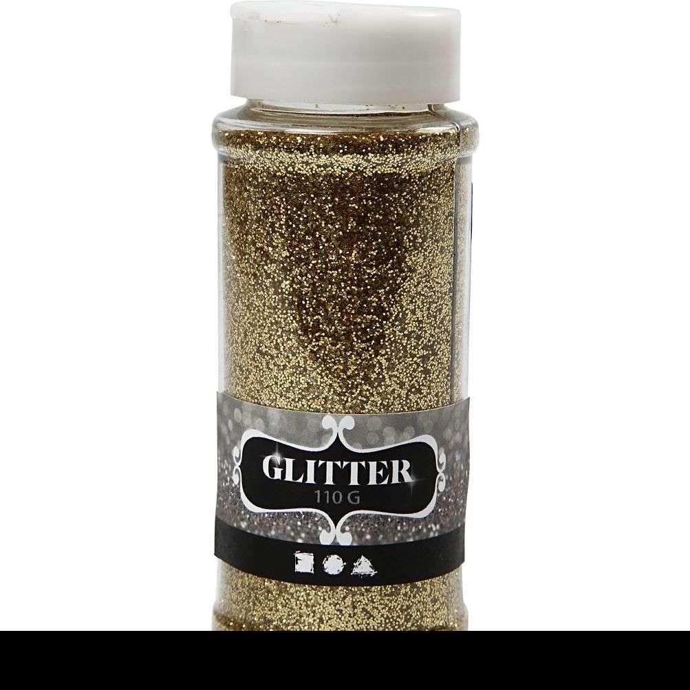 Glitter 110 gram - Gull 110 G