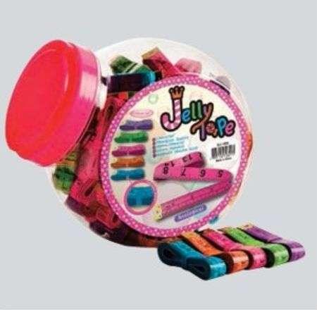 Jelly målebånd display - Ass 150 Cm
