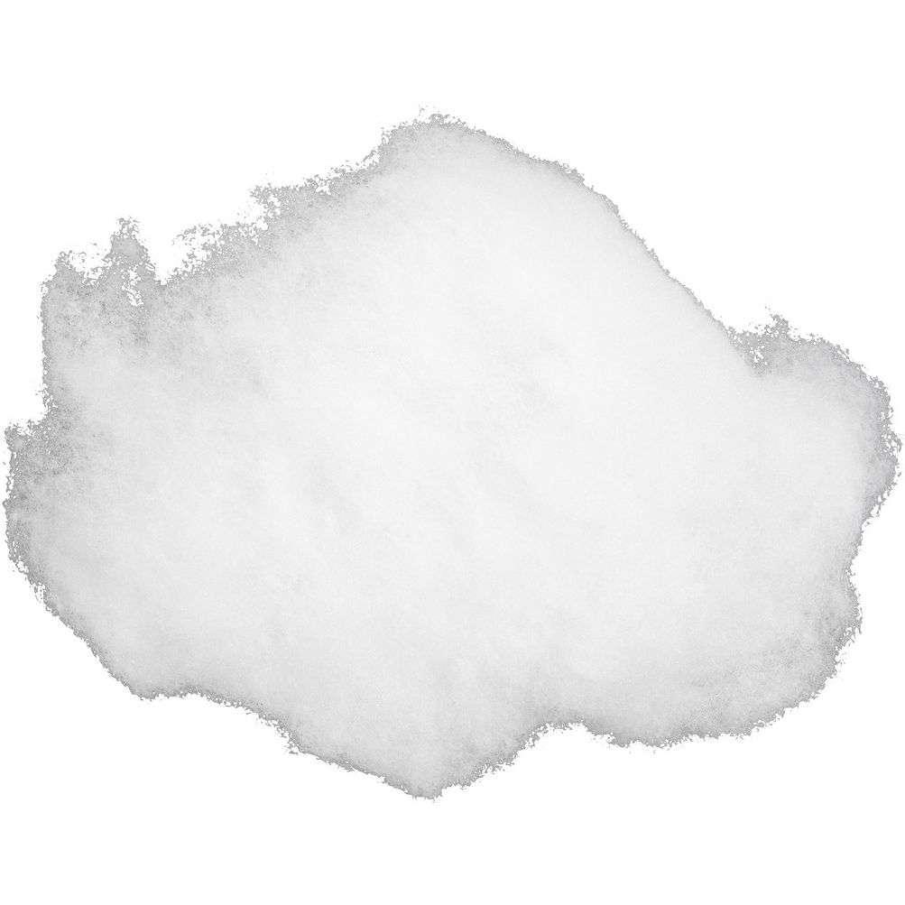 Polyestervatt, dukkefyll - Hvit 50 G