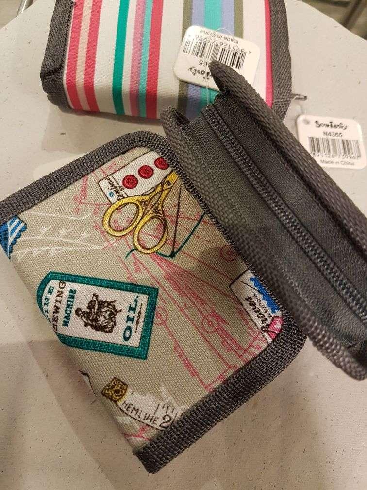 Reisesysett med glidelås