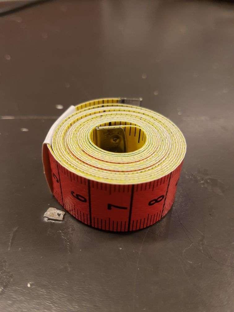 Aidastoff 43 ruter pr. 10 cm